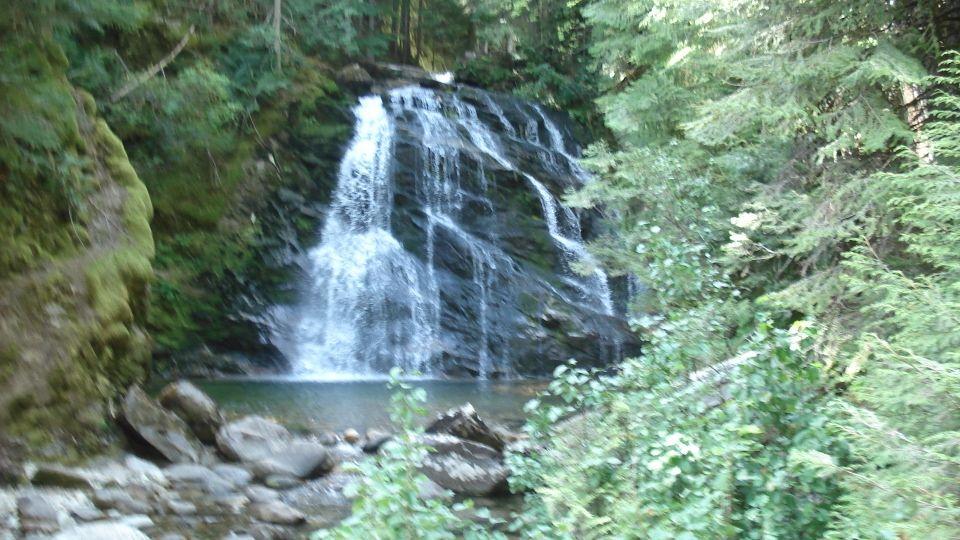 Upper Snow Creek Falls