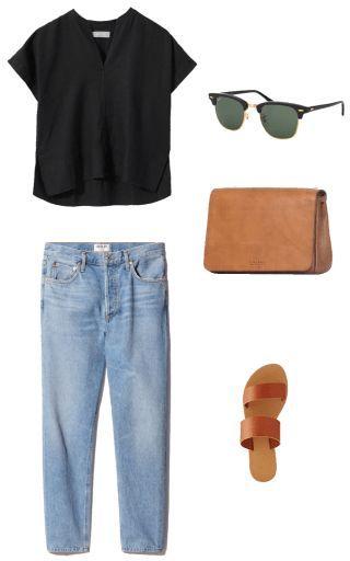 My Summer 2019 Capsule Wardrobe