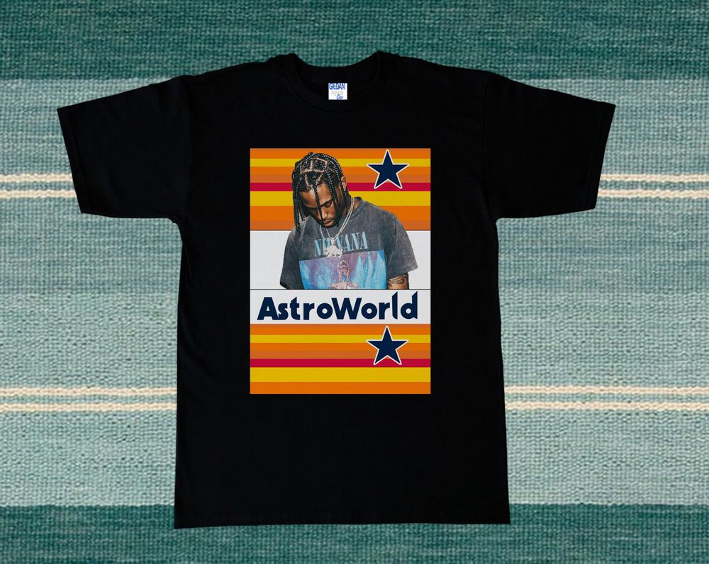2557cc1477cd Travis Scott - Astroworld Tshirt S - 2XL #fashion #clothing #shoes # accessories