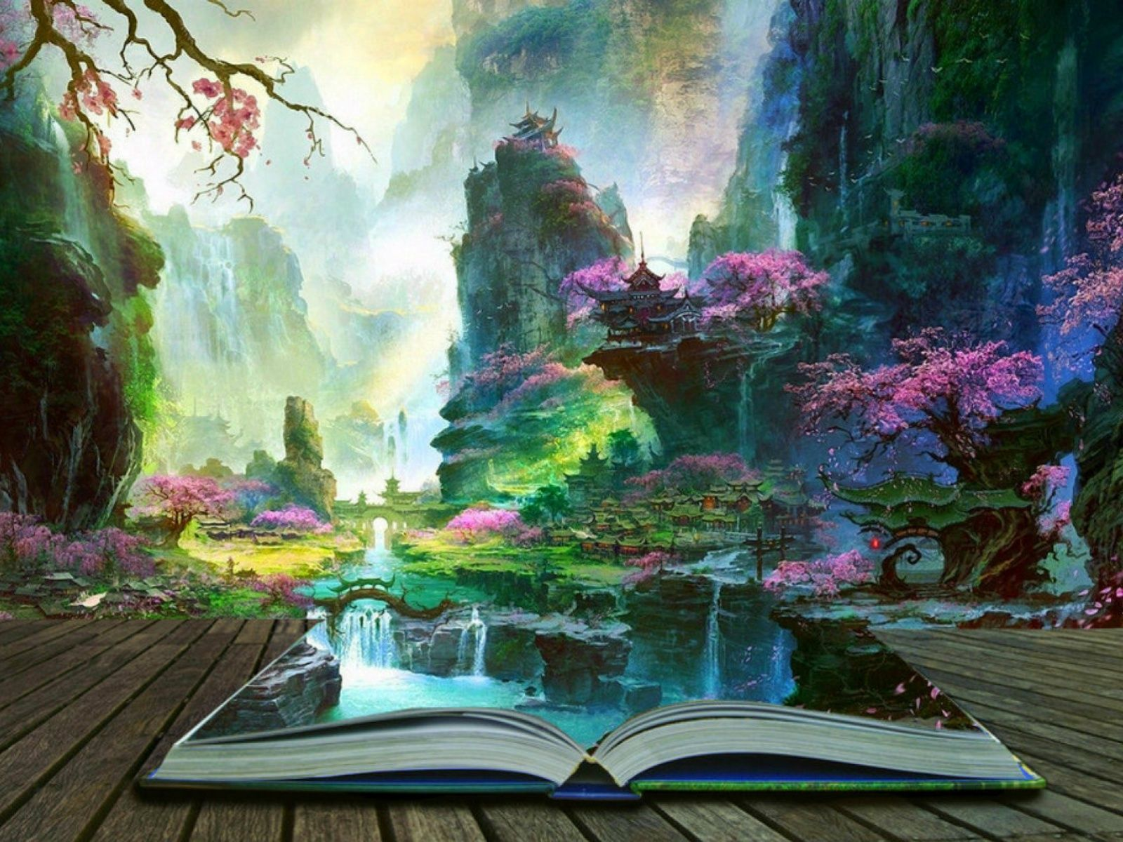 Chinese Book Island In 2020 Fantasy Landscape Background Images Wallpapers Landscape Paintings