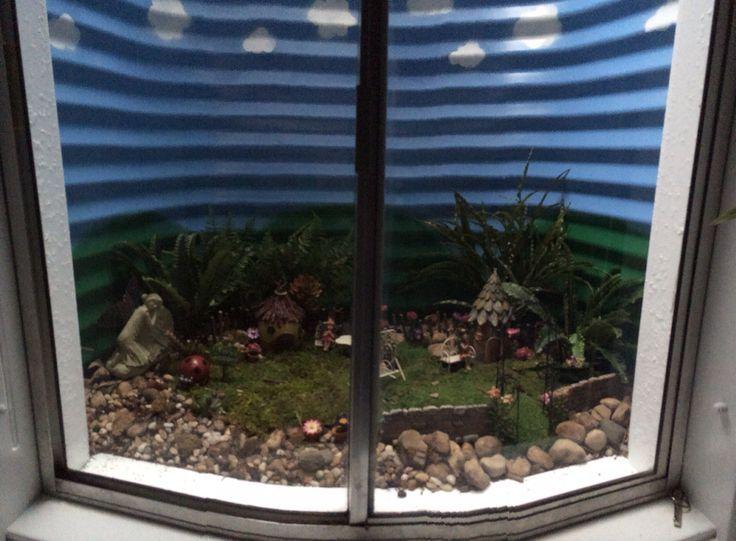 basement window well ideas. Window Well Fairy Garden. Do Something Great With An Ugly Basement Ideas I