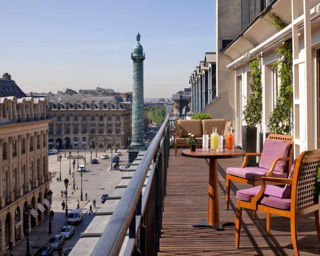 Park Hyatt Paris Vendôme, Les Grands Boulevards