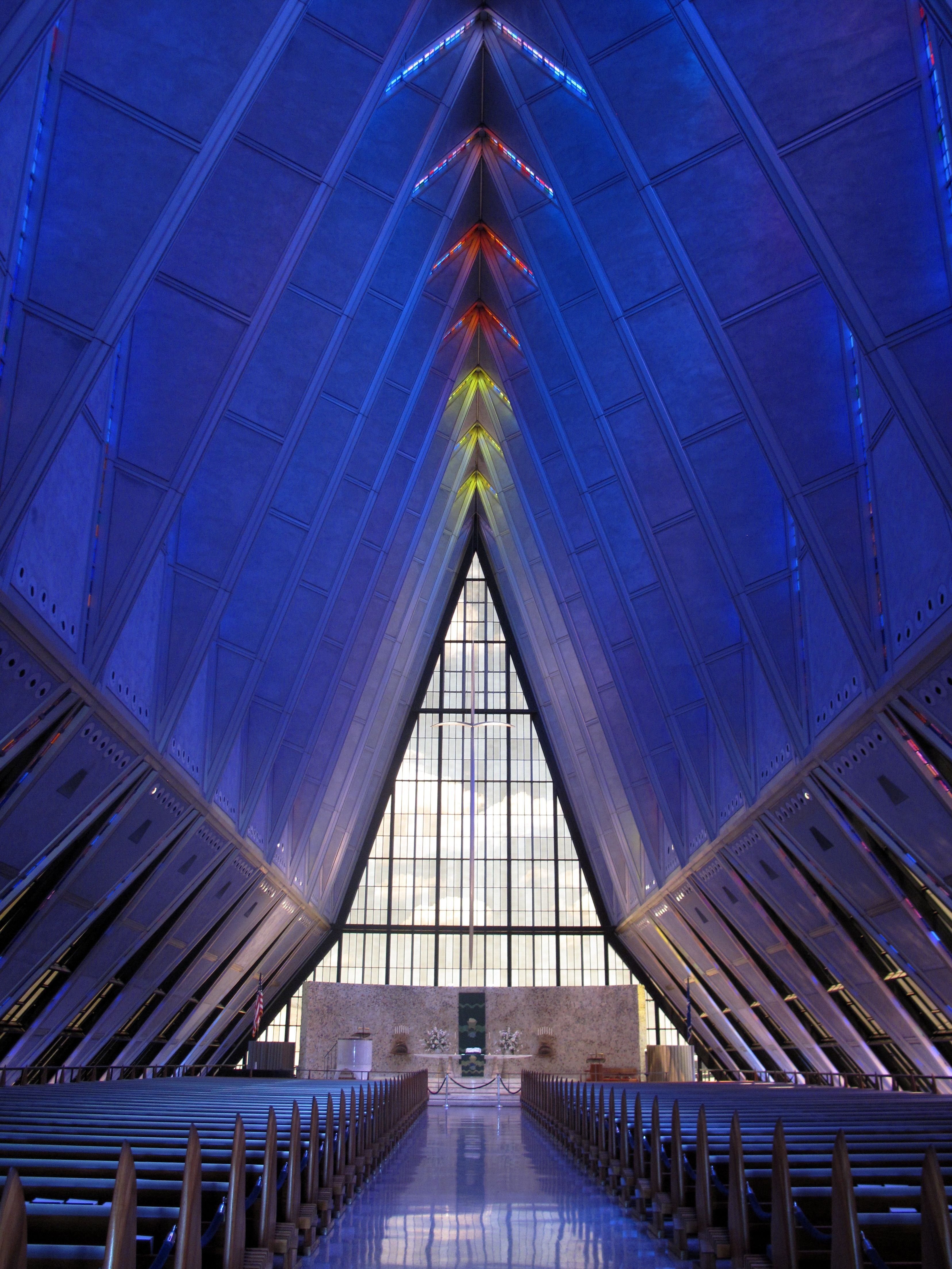air force academy chapel Air force academy, United