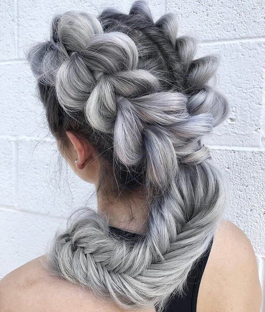 Amazing Braided Hairstyles Braid Hairstyle Ideas For Medium Long Hair Braided Hairstyles Braids For Long Hair Long Hair Styles