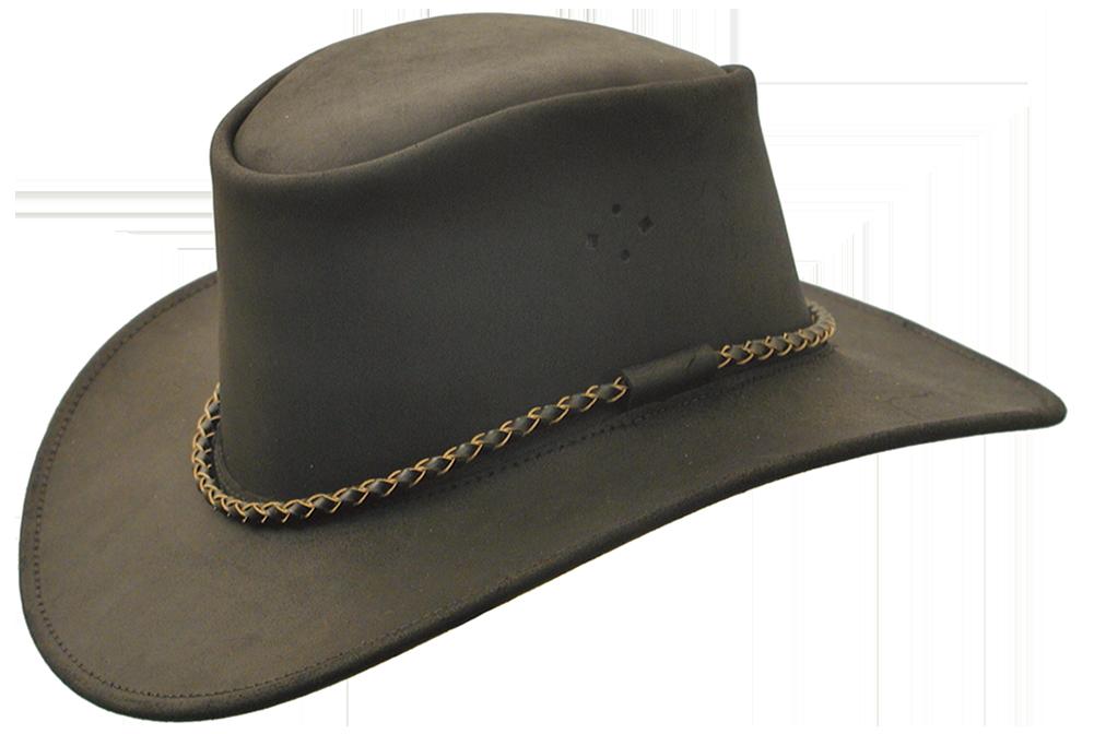 Outdoor Western Lederhut Sydney Mit Rundkordel Allwettertauglich In Grosse M In 2020 Hats Cowboy Hats Black