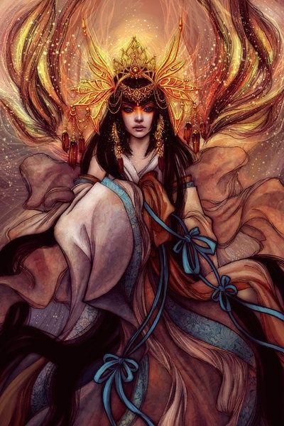 Goddess Series Amaterasu Amaterasu Omikami The Great Divinity