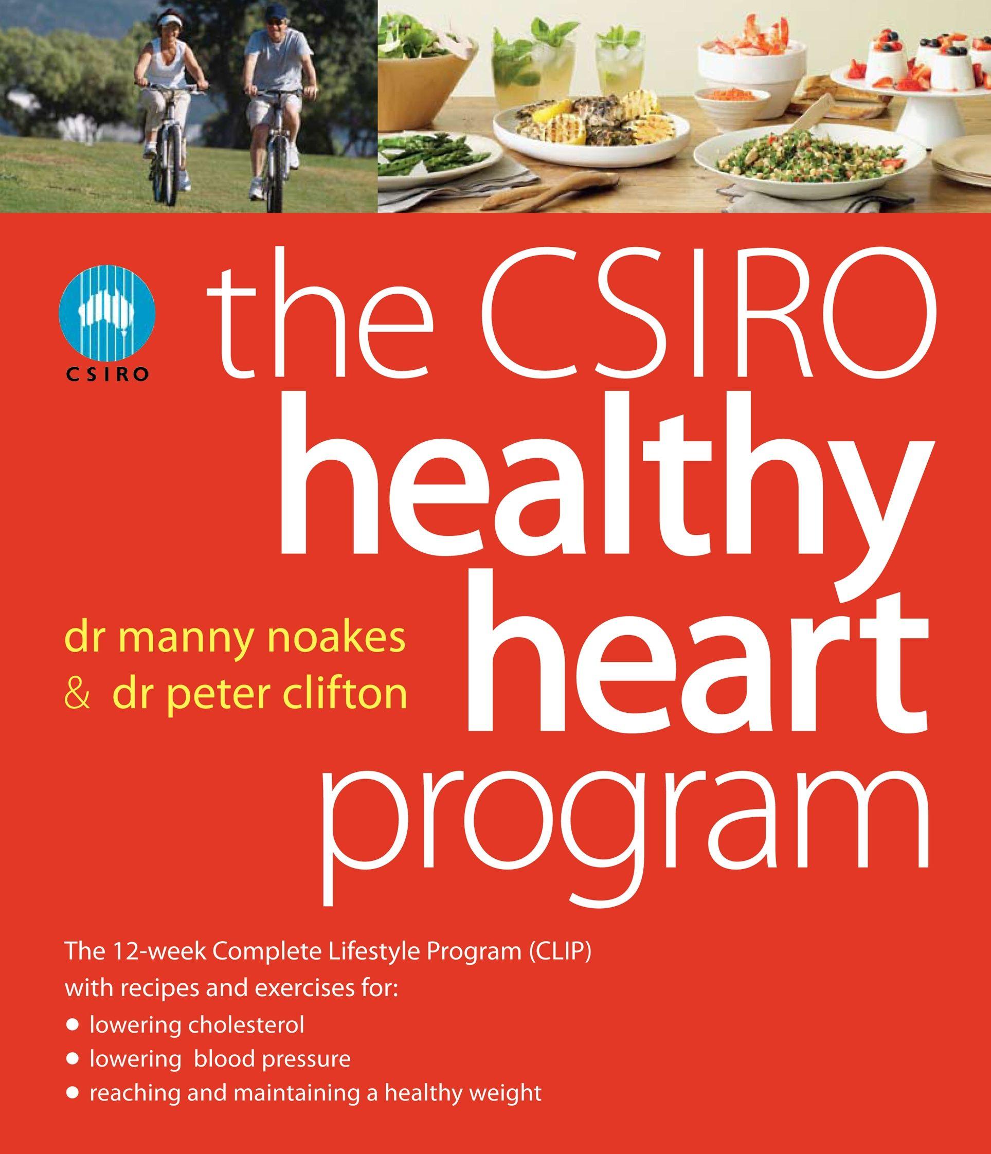 CSIRO Healthy Heart Program: AU $34.95