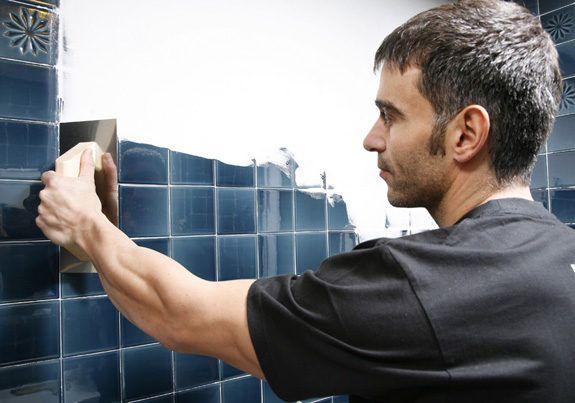 Renovar los azulejos del ba o y cocina sin obras ba ito - Cubrir azulejos sin obra ...