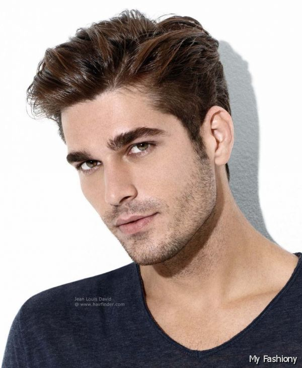 Short Sides Long Top Haircut Men Mens Hairstyles Medium Long Hair Styles Men Mens Haircuts Short