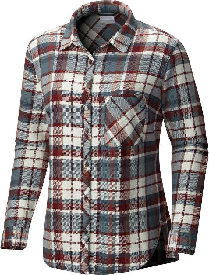 e96ddf9620f Columbia PNW Deschutes River Flannel Shirt - Women's in 2019 ...