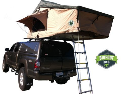 Roof Top Tents for Car or Truck Fits ATV Roof Racks Cargo Tent | eBay  sc 1 st  Pinterest & Roof Top Tents for Car or Truck Fits ATV Roof Racks Cargo Tent ...
