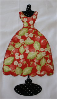 appliqué.  I have this pattern, now do something with it!