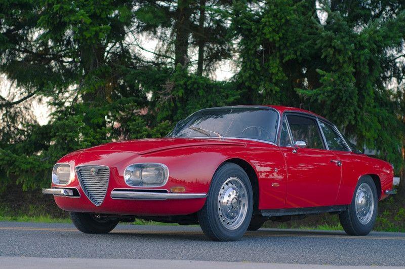 Alfa Romeo 2600 Zagato 1967.