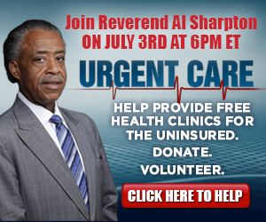Via PoliticsNation with Al Sharpton  · May 17, 2013   Even when the Affordable Care Act is fully implemented, there may still be millions of Americans who need health insurance.  Fortunately, we're stepping up to help give them the health care they needed. Will you help us? #YES!