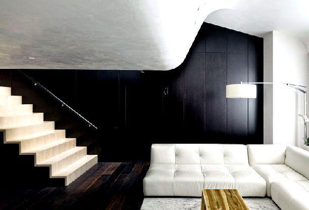 Tom ford 39 s london home modernista y minimalista - Tom interiores ...