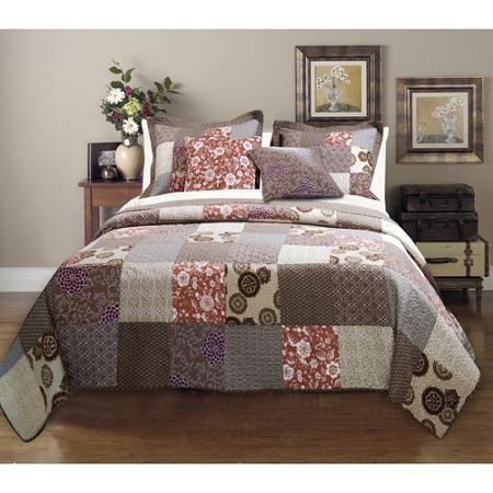 Walmart Bedroom Sets Awesome Global Trends Chloe Bedspread Bedding Set  Walmart  Bedroom 2018