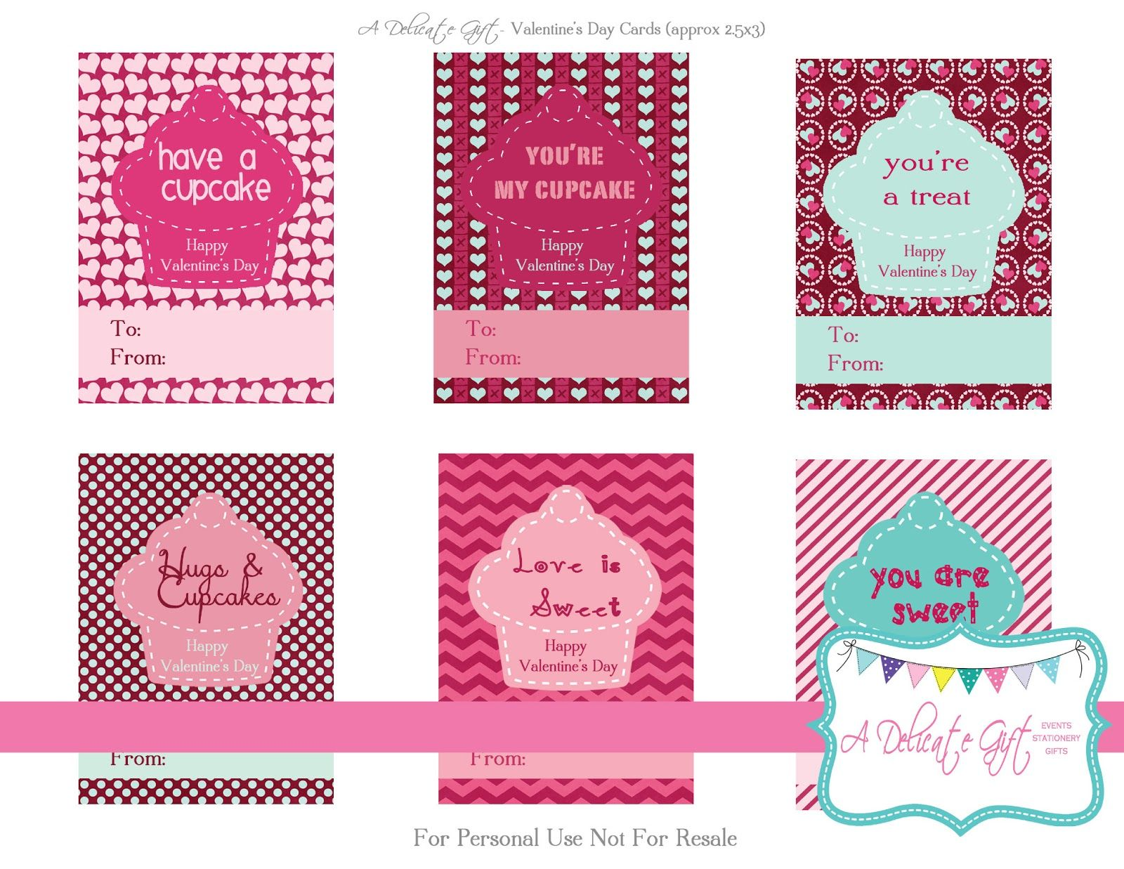 valentine printable cards Buscar con Google – Send Valentines Card Free