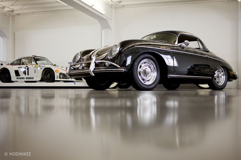Bruce Meyer S Used Cars Remodel Garage Design Garage To Living Space