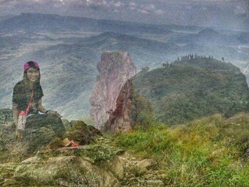 Mt. Pico de Loro #monolith