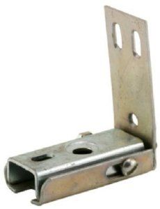Slide Co Bifold Dr Pivot Bracket 161103 Closet Door Hardware By Slide Co 2 97 Bi Fold Door Bottom Pivot Bracket Adjustable Bottom Or With Images Home Hardware Hardware