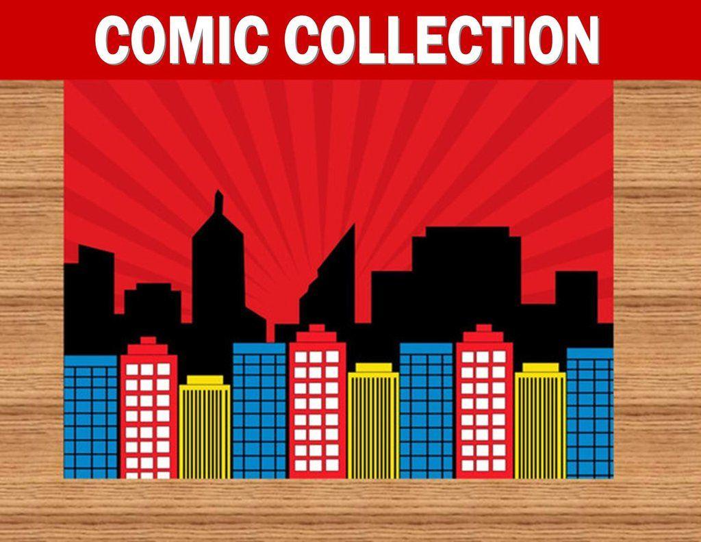 97 best COMIC SUPERHERO PARTY - SUPER HERO PARTY - COMIC BOOK ...