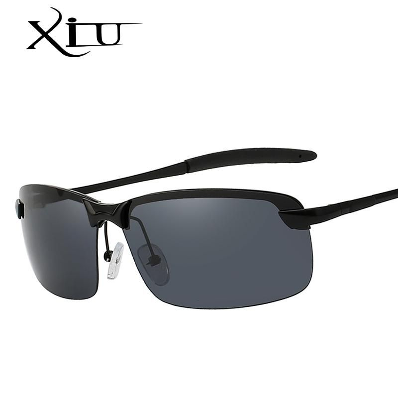 f386e6fb6b91 Xiu Brand Men'S Square Polarized Sunglasses Driving P3043 in 2019 ...