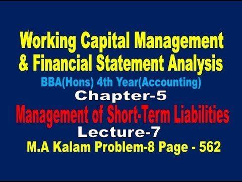 short-term management