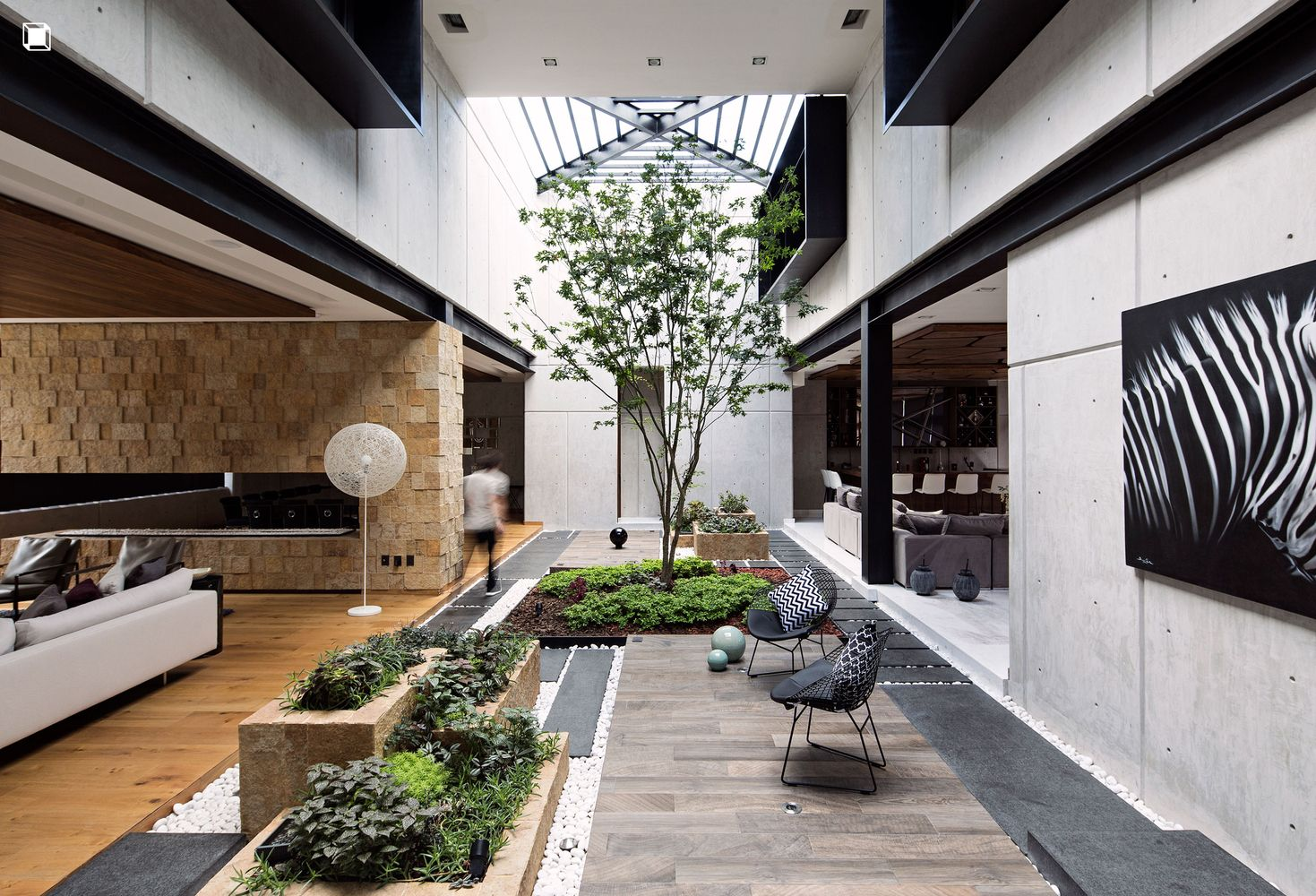 Gallery of Ro House / Aarón Carrillo Díaz - 10 | House, Interiors ...