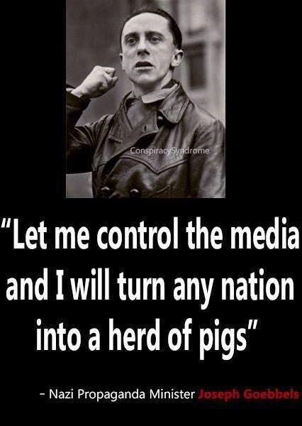 Goebbels Quotes Or Sheep Taxed Enough Already  Pinterest  Tvs People And Politics