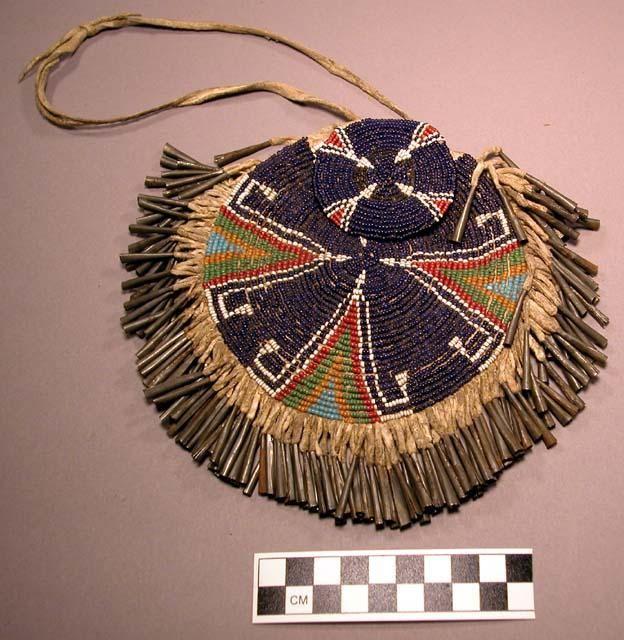 Mescalero Apache Bag Before 1894 Peabody Harvard Ac Part 10 Great