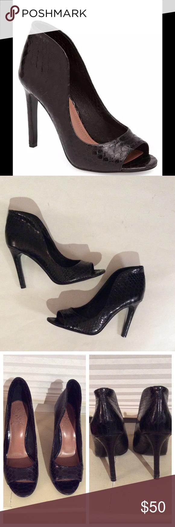 Pre-owned - Leather heels Vince Camuto 1KkOCv9j