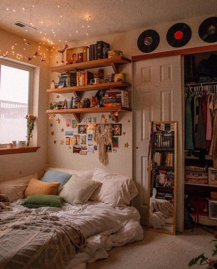 vintage, aesthetic y inspiration imagen en We Heart It ... on Room Decor Ideas De Cuartos Aesthetic id=83863