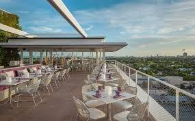 Restaurante Juvia - Miami, USA - Arquiteto Alejandro Barrios-Carrero