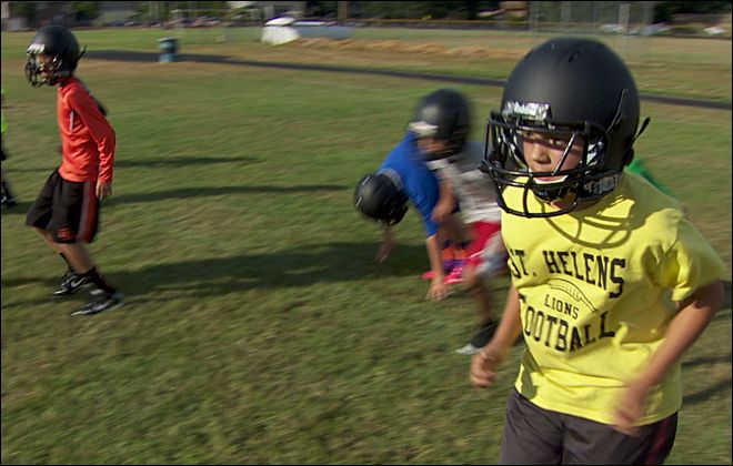 Concussion Concerns Youth Football Leagues Opt For New Tackling