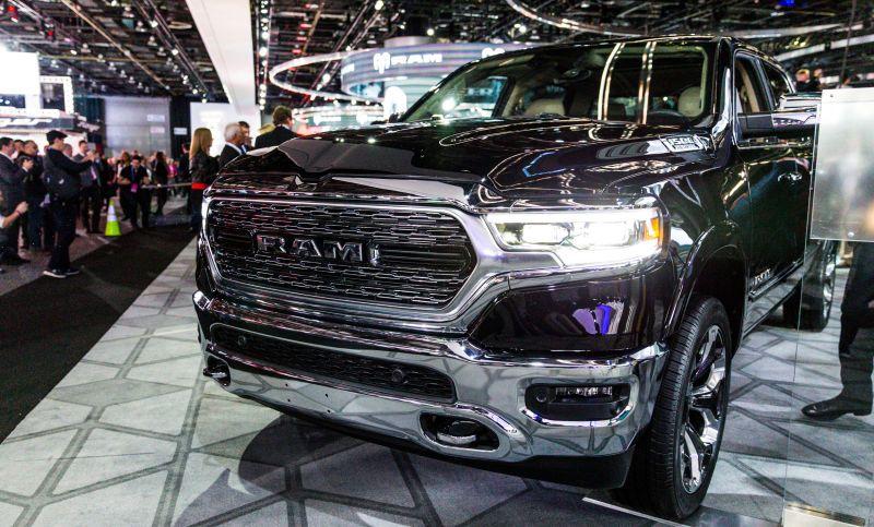 2019 Ram 1500 Ecodiesel