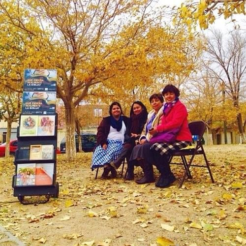 Public Witnessing in Mexico