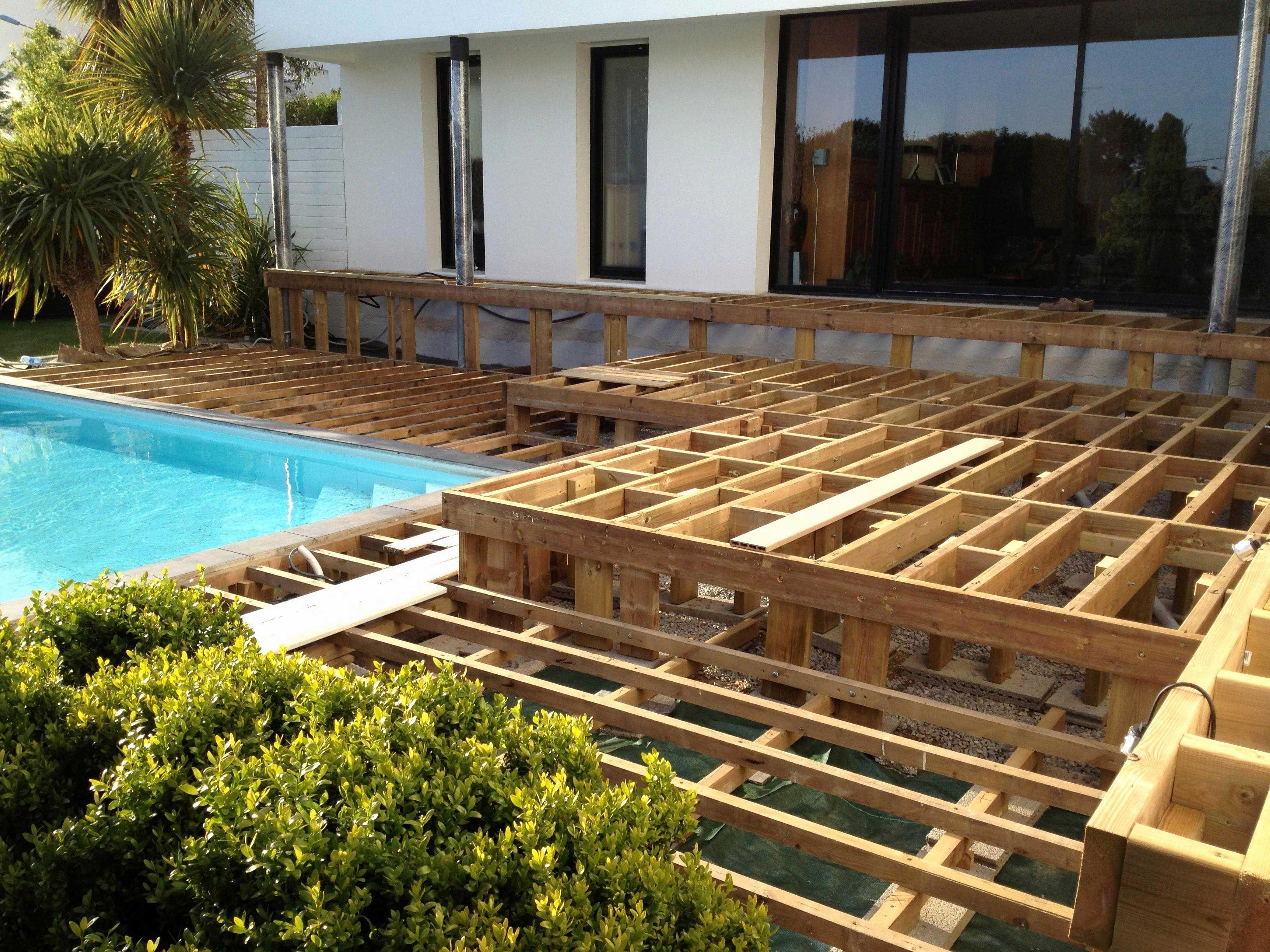 Leroy Merlin Terrace Slab Inspiring Wood Slabs Terrace Plots Wooden Terrace Terrass In In 2020