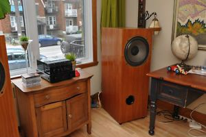 Gorgeous Tannoy 15 All Original Components In Custom Cabinet City Of Montreal Greater Montreal Image 5 A Vendre Montreal Ville