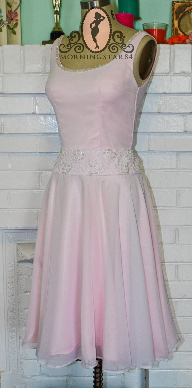 Baby S Dirty Dancing Dress Light Pink By Morningstarpinup On Etsy