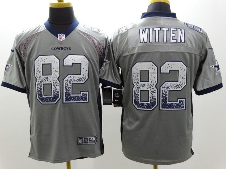 buy popular f2ade c18f6 Men 82 Jason Witten Jersey Football Dallas Cowboys Jersey ...