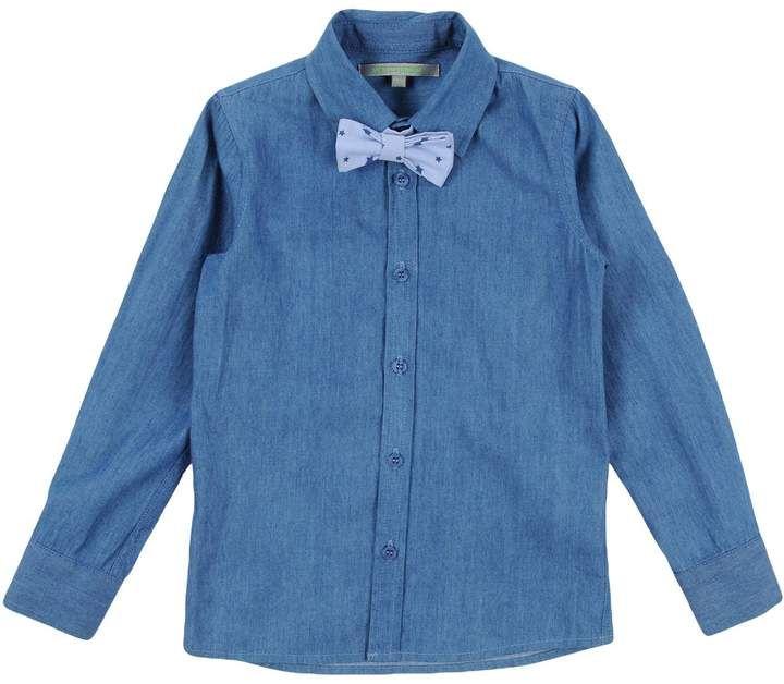 new arrival 22b96 6448c HEACH JUNIOR by SILVIAN HEACH Denim shirts #wash#long#color ...
