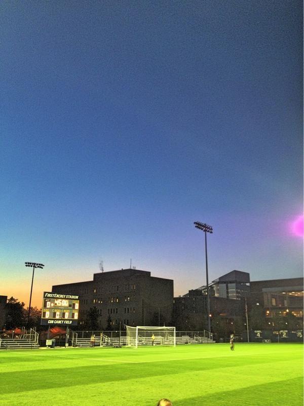 #ZipsGameday photo Akron Women's Soccer vs. NIU