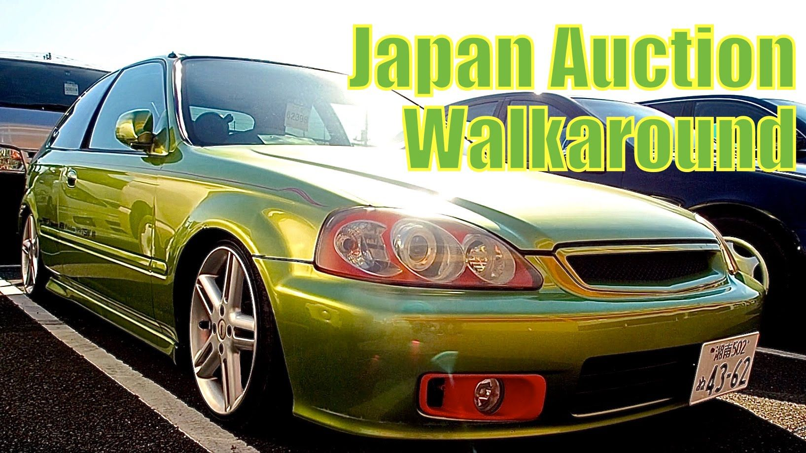 Pacific Auto Auction >> Japan Auction Walk Through Uss Yokohama Pacific Coast