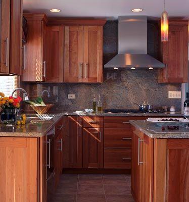 Small Square Kitchen Design Ideas Cream Transitional Kitchen with