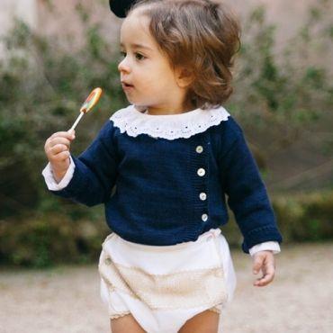 Tapa Fraldas de Crochet - Camila Camomila