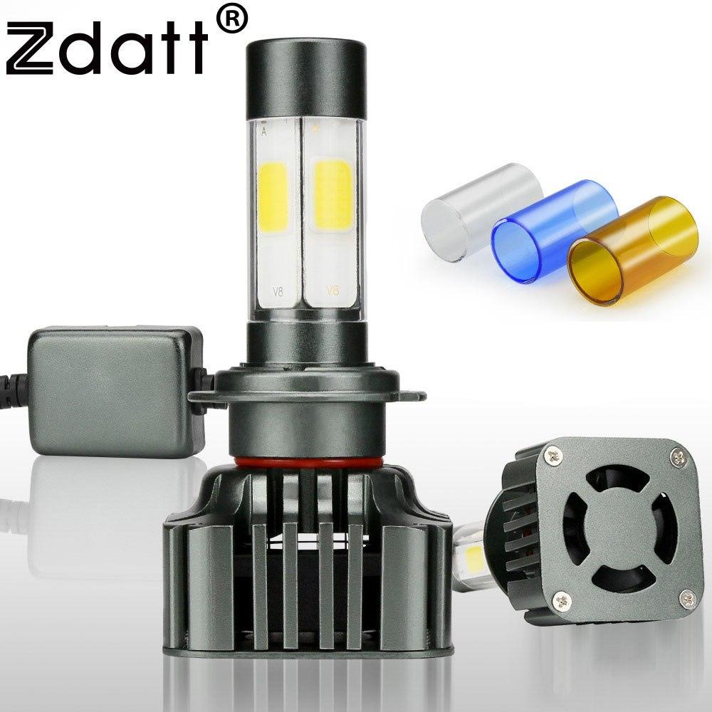 Super Bright Cob H7 Led Bulb Lamp Headlights Car Led In 2020 Car Led Led Bulb Bulb