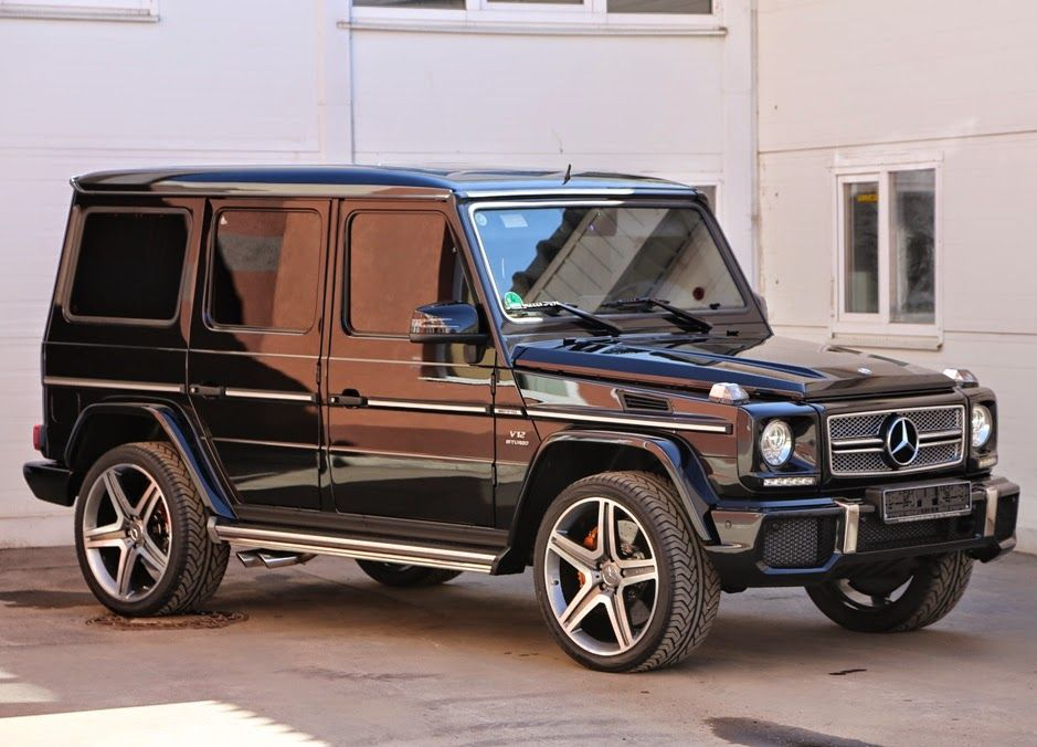 mercedes benz g65 amg on r22 wheels benztuning the largest photo collection of