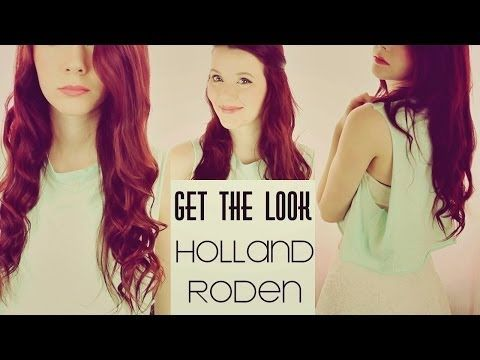 ► GET THE LOOK: Holland Roden (Make-Up, Haare & Outfits) - YouTube