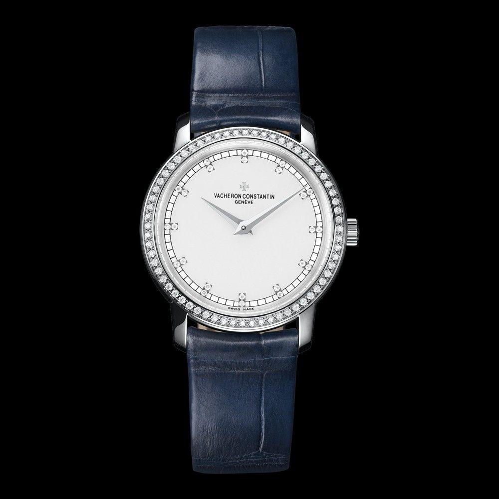 Vacheron Constantin Patrimony Traditionelle 81558 000g 9603 Diamond Watch Watches Jewels