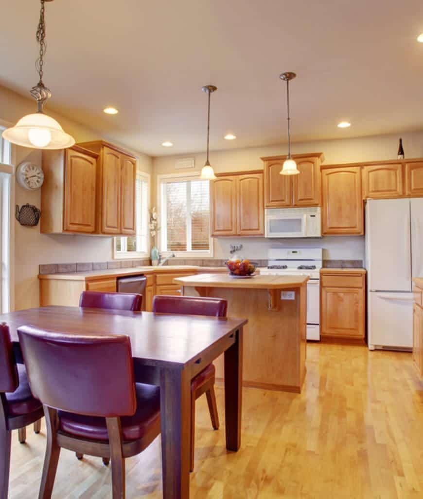 65 Kitchens with White Appliances (Photos) | White ...